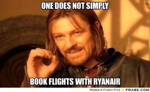Ryanair meme