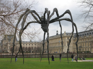Giant Spider, Louise Bourgeois