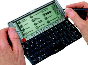 90s technologies - Psion 5
