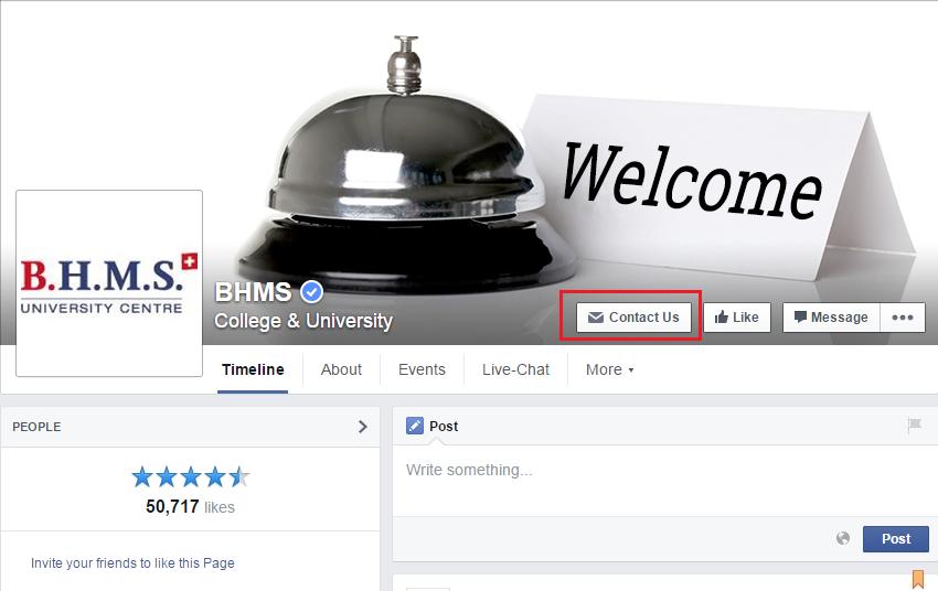 BHMS facebook