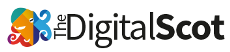 The Digital Scot logo